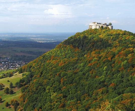 5. La réserve de biosphère UNESCO du Jura Souabe