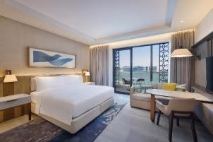Hilton Abu Dhabi Yas Island ouvre ses portes le 18 février 2021.