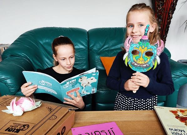Des kits créatifs de découverte des pays pour les petits