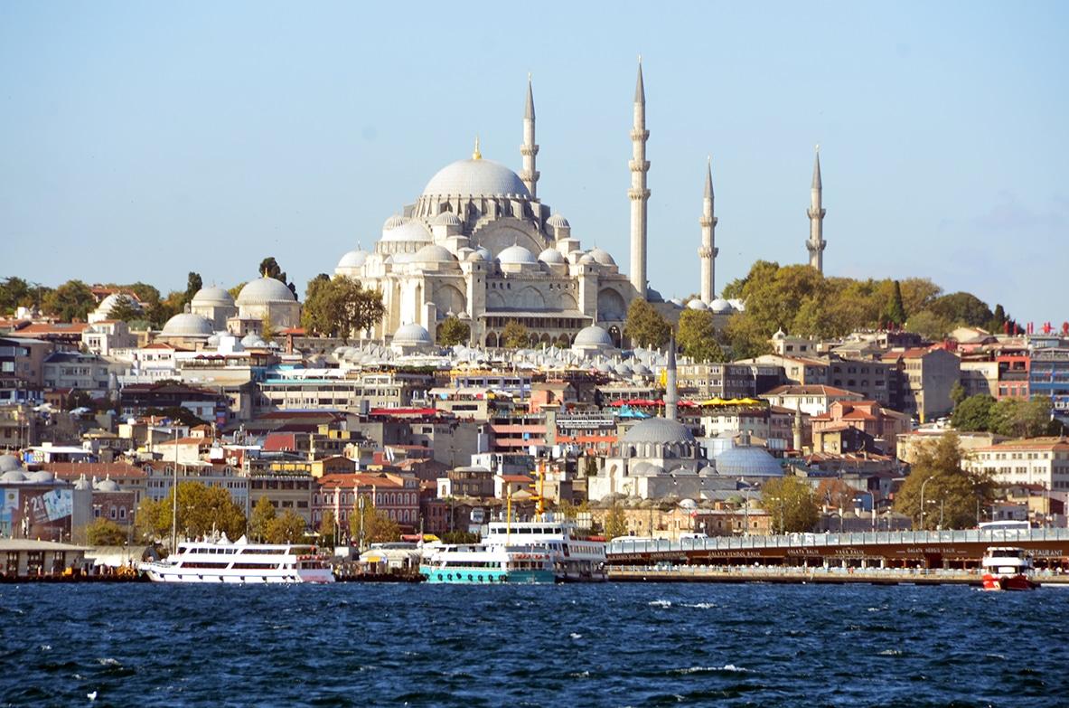 Turquie Istanbul Bosphore