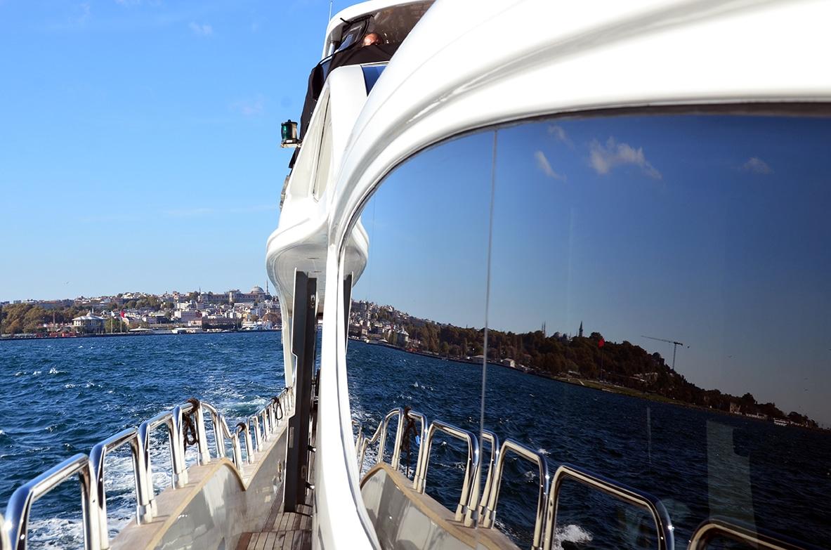 Den Den Marine : des croisières de luxe et sur-mesure sur le Bosphore