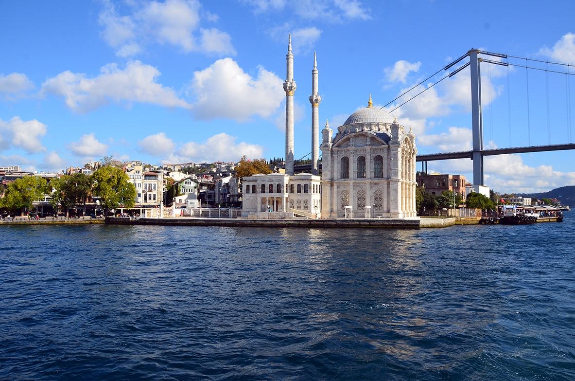 Délicieux quartier d'Ortaköy