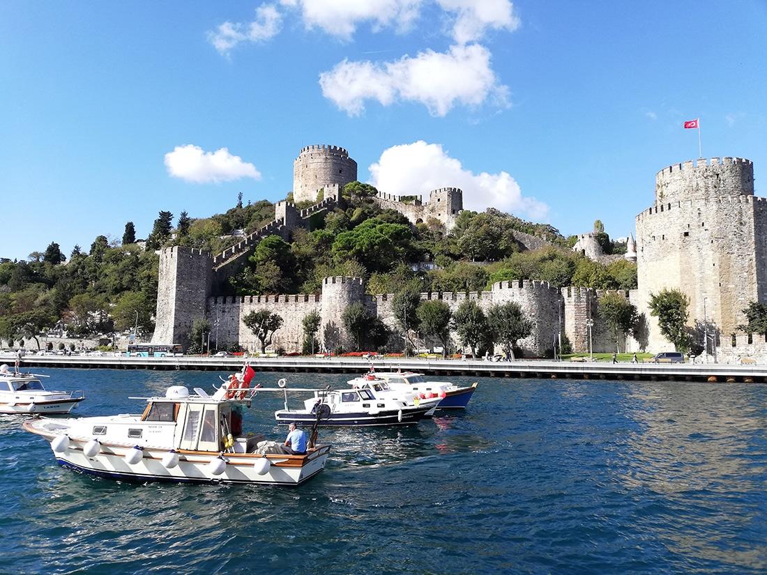 Rumeli Hasari, forteresse ottomane