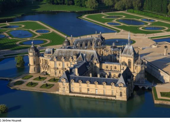Rendez-vous aux jardins 2021 Château de Chantilly