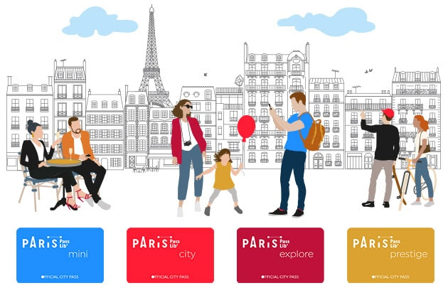 Paris Passlib' : une expérience sur mesure pour découvrir Paris