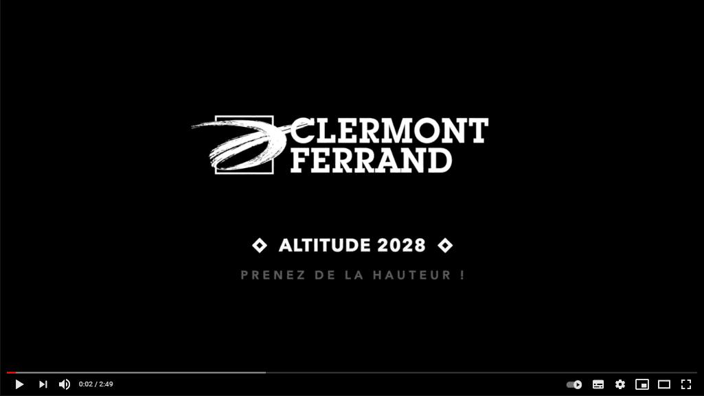 Clermont-Ferrand, capitale européenne de la culture