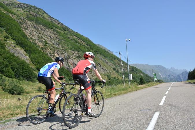 Col à vélo - l'Arzelier