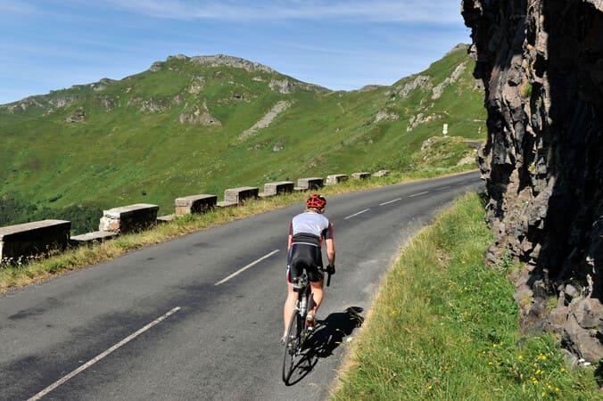 Col du Pas de Peyrol à vélo