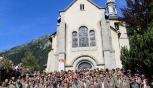 Fête des Guides à Chamonix
