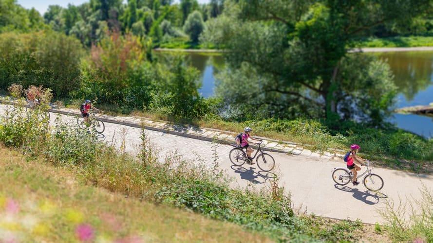 Séjour à vélo entre Vichy et Billy
