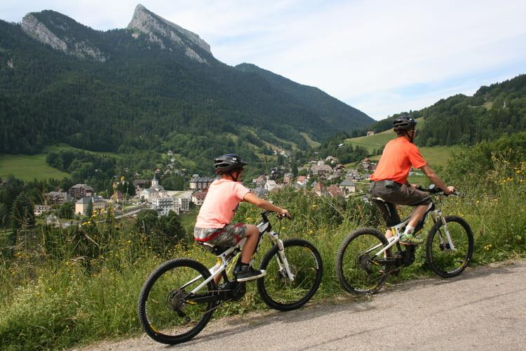 Séjour à vélos à Chartreuse