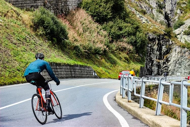 Vélo à Saint-Lary
