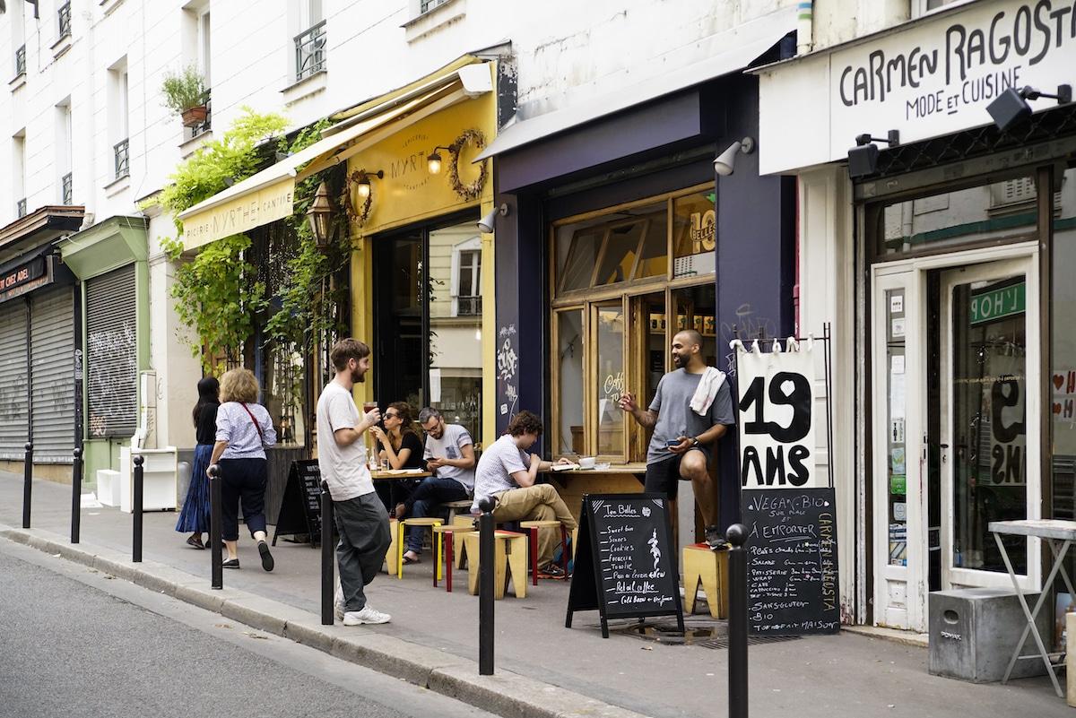 SALIVE PARIS