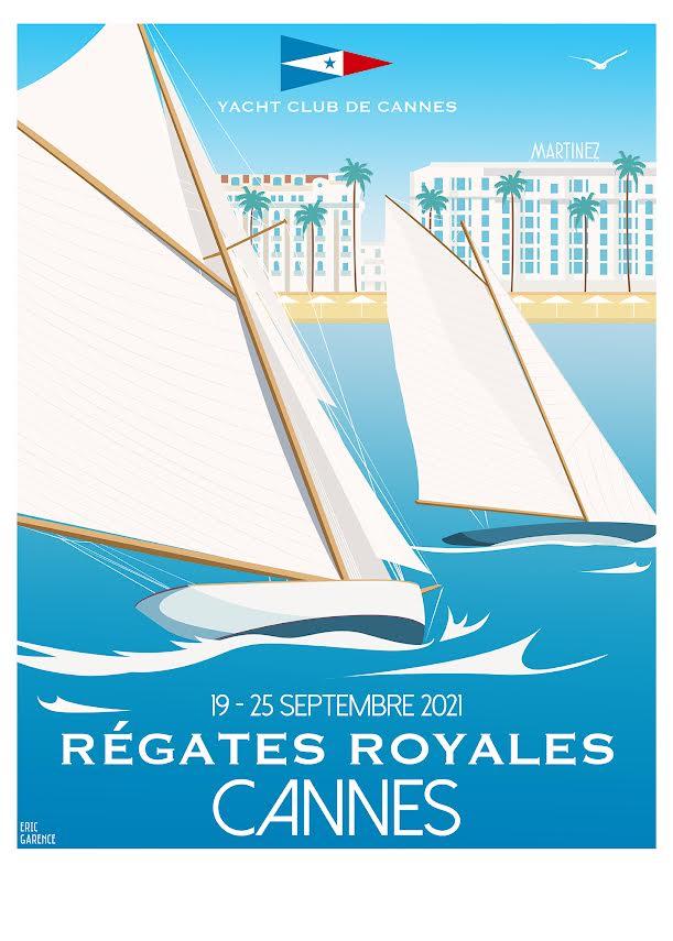 Le rendez-vous cannois, des Régates Royales offre un spectacle majestueux depuis la Croisette.