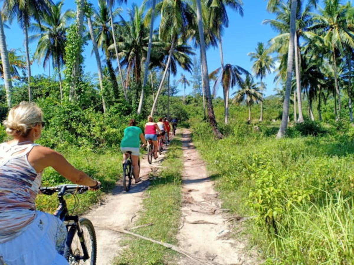 THAILANDE : EVASION A KOH SAMUI