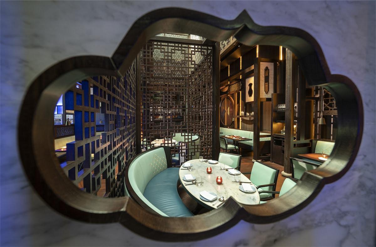 restaurant Hakkasan Dubai