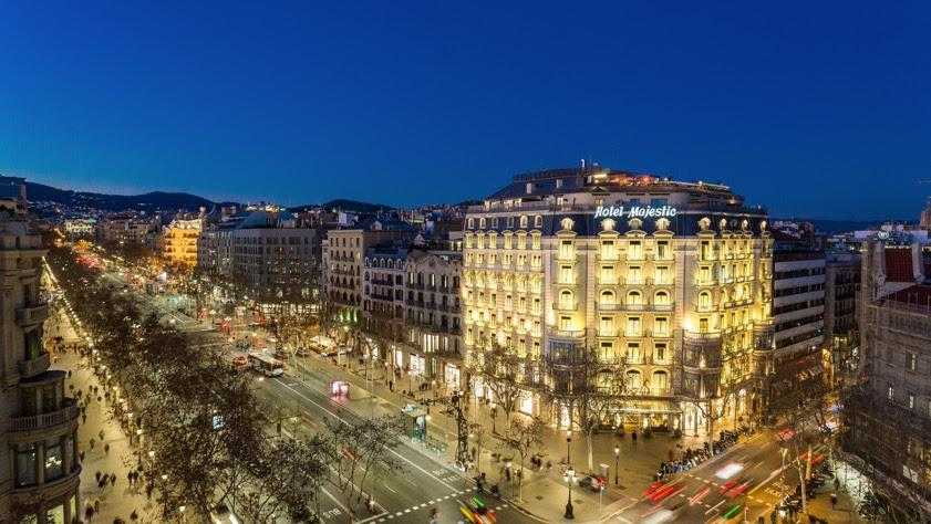 Majestic Hôtel & Spa Barcelona