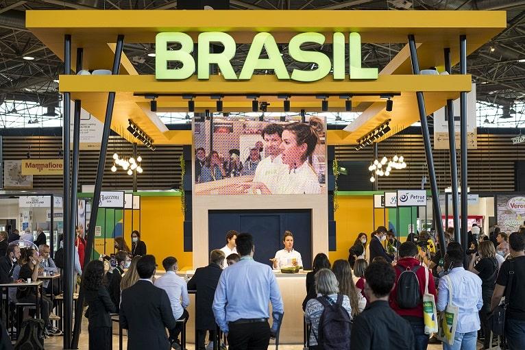 Le Brésil au SIRHA 2021