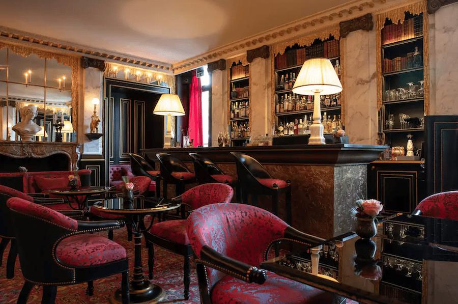 les hôtels dotés des meilleurs bars à martini