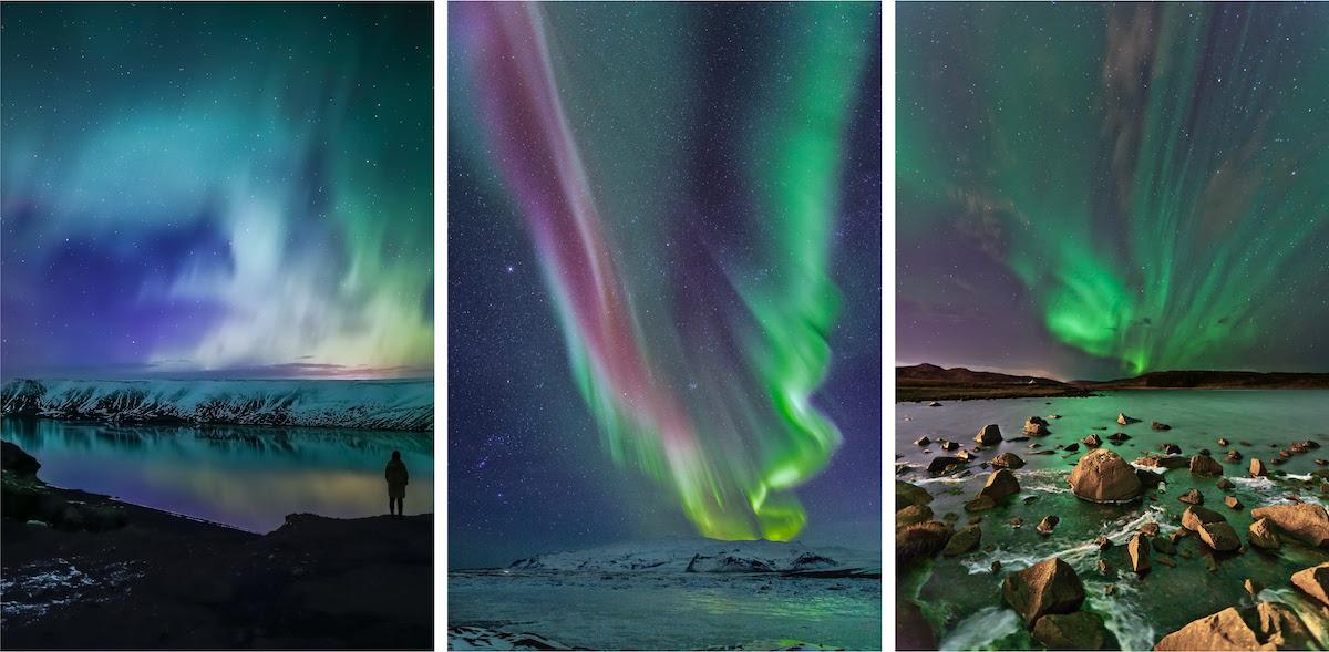 Islande direction les aurores boréales